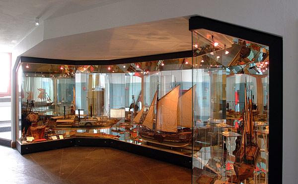 Морской музей (Schifffahrtsmuseum)