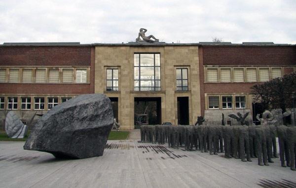 Музей Кунстпаласт (Kunstpalast)