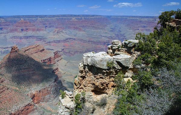 Большой каньон (Grand Canyon)