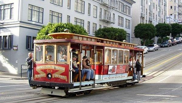 Канатные трамвайчики