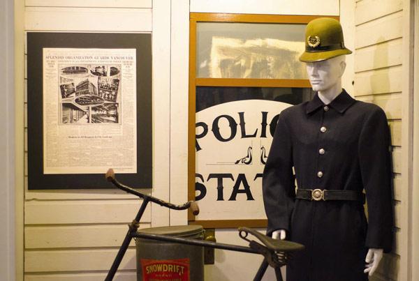 Музей полиции Ванкувера (Vancouver Police Museum)