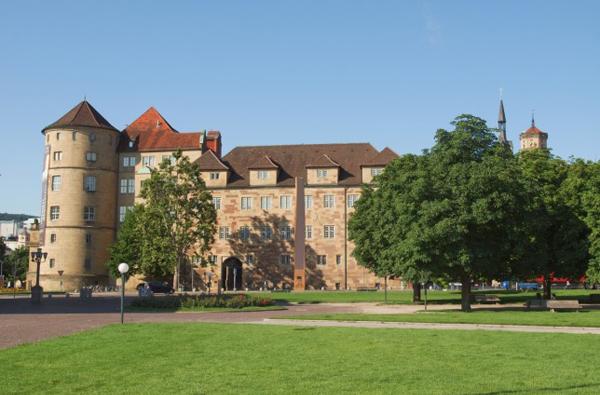 Старый замок (Altes Schloss)