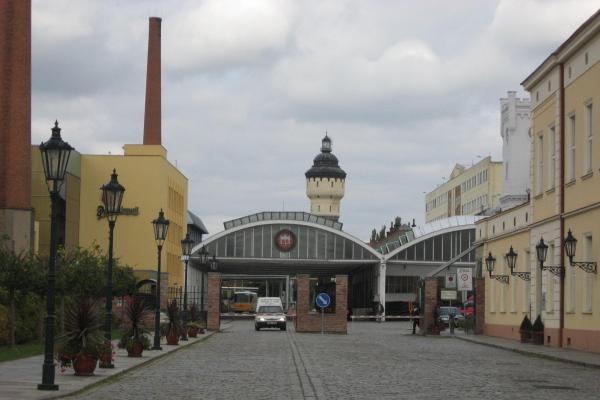 Пивоваренный завод «Пльзенский Праздрой»