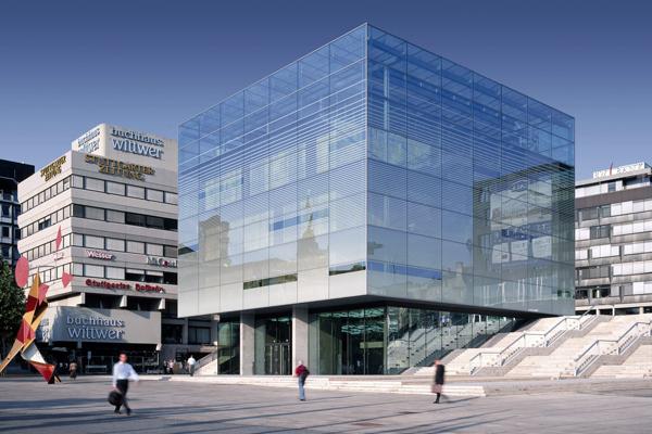 Музей изобразительных искусств (Kunstmuseum)