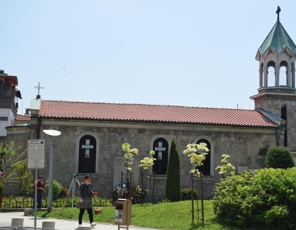 Армянская церковь Святого Христа