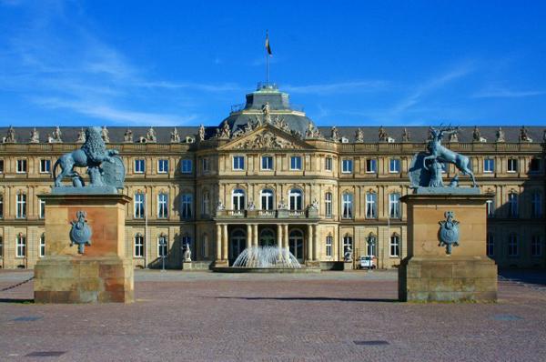 Новый дворец (Neues Schloss)