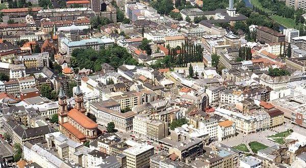Острава, Чехия: достопримечательности