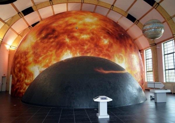 Обсерватория в Пльзене