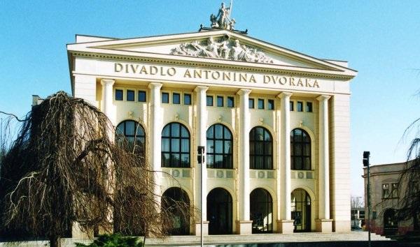 Оперный театр Антонина Дворжака