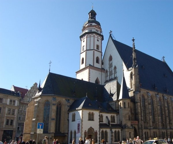 Церковь св. Томаса
