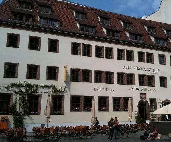 Античный музей Лейпцигского университета