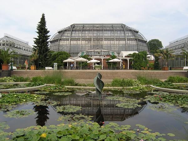 Ботанический сад Лейпцигского университета