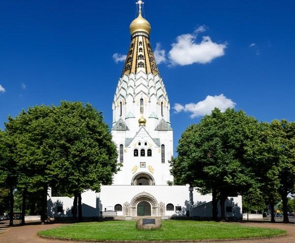 Мемориальная церковь памяти русских солдат