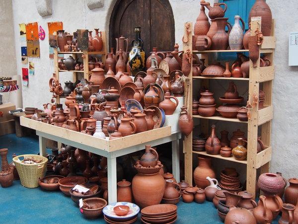 Изделия из керамики и глины