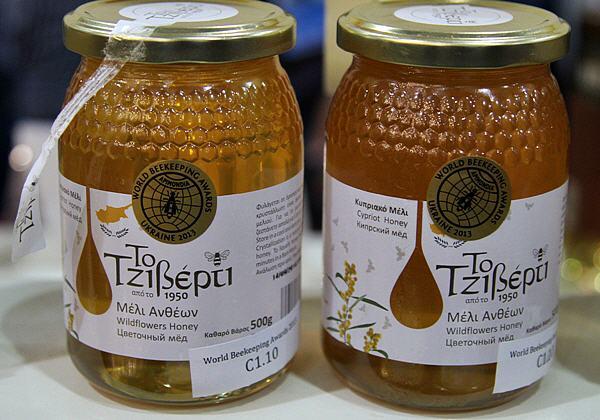 Кипрский мед