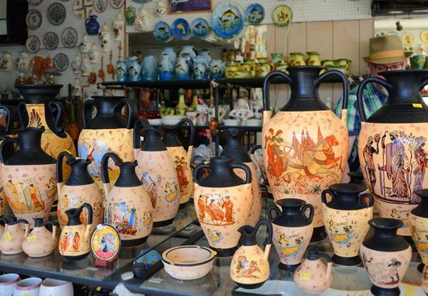 Керамические и стеклянные изделия