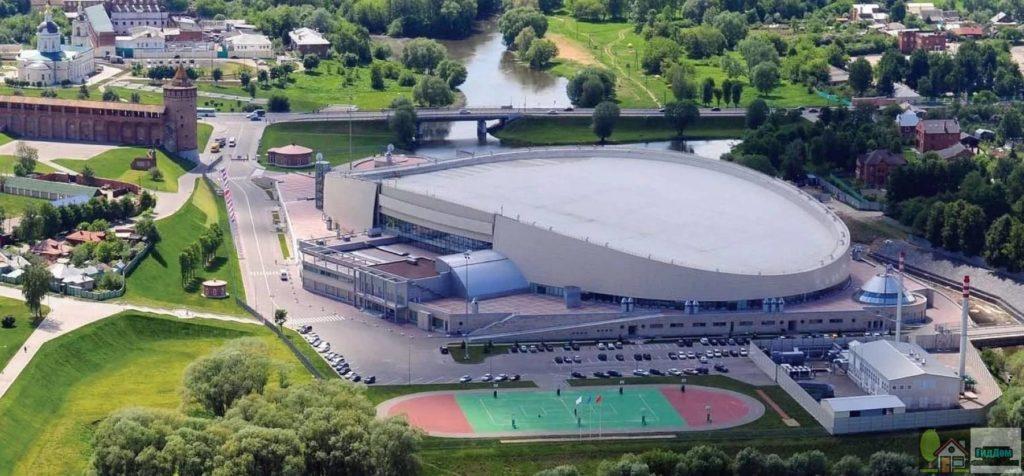 Конькобежный центр в Коломне