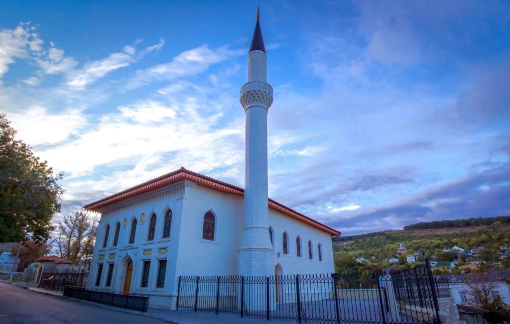 Мечеть Тахталы-Джами