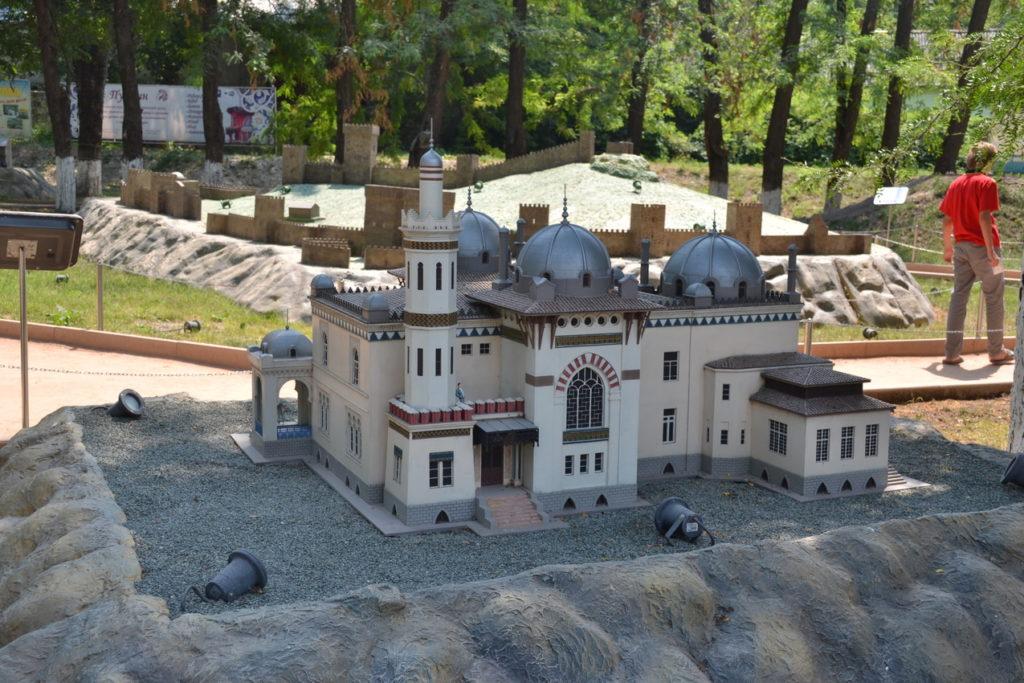 Бахчисарайский парк миниатюр